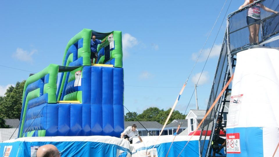Cape Cod Inflatable Rentals Part - 25: Challenge Zone Photos