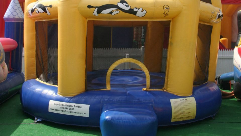 Charming Cape Cod Inflatable Rentals Part - 4: Toddler Zone Photos