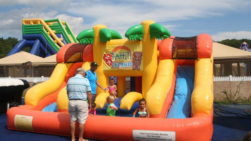 Awesome Cape Cod Inflatable Rentals Part - 3: Toddler Zone Photos