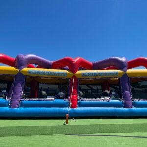 Boulder dash Inflatable