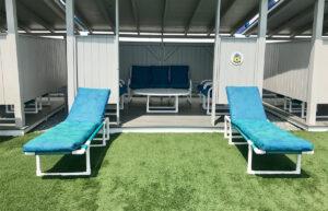 Cape Cod Inflatable Park Cabana