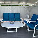 Cape Cod Inflatable Park Cabana Rental