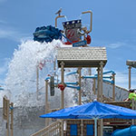 Cape Cod Inflatable Water Park